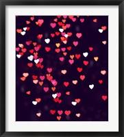 Framed Heartfall