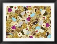 Framed Crazy 4 Cookies