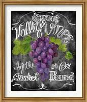 Framed Sweet Valley Vines