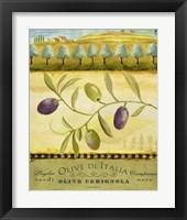 Framed Olive Grove Puglia