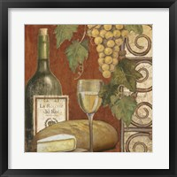 Framed Wine and Cheese Tasting 1