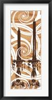 Framed Rococo Glimmer