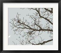 Whimsy Tree Framed Print