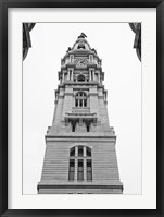 Framed City Hall Spire II