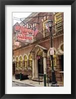 Framed McGillin's Old Ale House