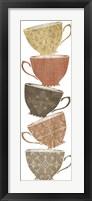Coffee I Framed Print