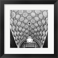 Framed Ceiling Detail