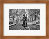 Framed Fountain I