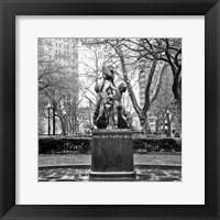 Framed Fountain II