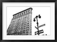 Framed Flatiron (outline)