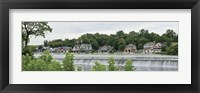 Framed Boathouse Row