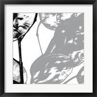 Silver Dollars VI Framed Print