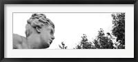 Statue I Framed Print