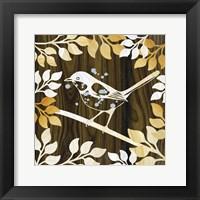 Birdie I Framed Print