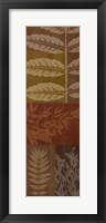 Foliage II Framed Print