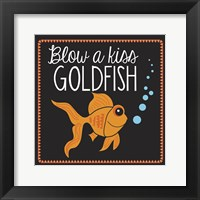 Framed Goldfish