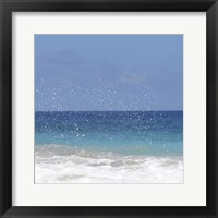 Beach II Framed Print