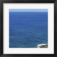 Beach III Framed Print