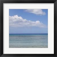 Framed Beach VII