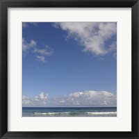 Framed Beach VIII