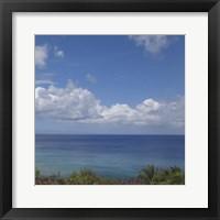 Framed Beach IX