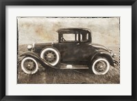 Framed Ford 1