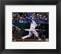 Framed Alex Gordon 2015 Action