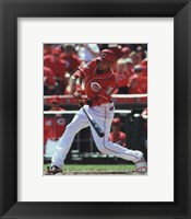 Framed Billy Hamilton 2015 Action