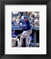Framed Josh Donaldson 2015 Action