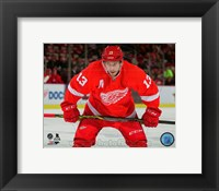 Framed Pavel Datsyuk 2014-15 Action