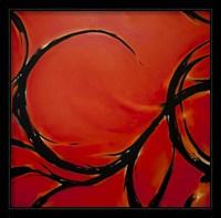 Framed Red Dream