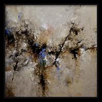 Framed Sands of Time II