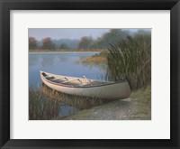 Framed On the Lake