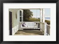 Framed Shore House