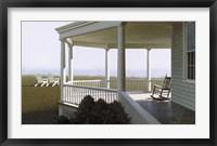 Framed New Porch