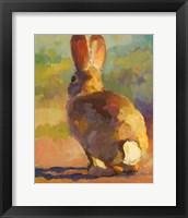 Framed Backdoor Bunny