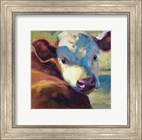 Framed Hereford Honey
