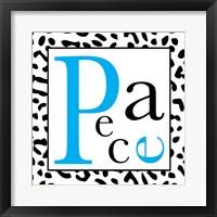 Peace 1 Framed Print