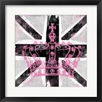 Framed Union Jack I