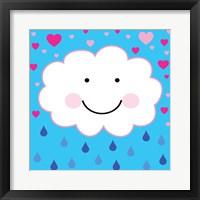 Rain Cloud 1 Framed Print