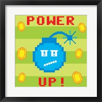 Framed Power Up 2