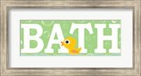 Framed Bath