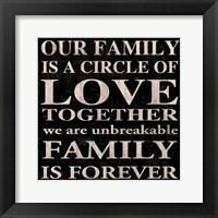 Framed Our Family 3