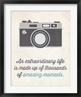 Framed Amazing Moments