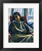 Framed Silvia 1915