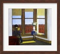 Framed Room in Brooklyn, 1932