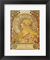 Framed Zodiac Signs