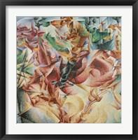 Framed Elasticity, 1911