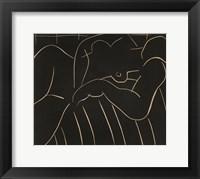 Framed La Sieste, 1938