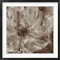 Framed Confetti Bloom I